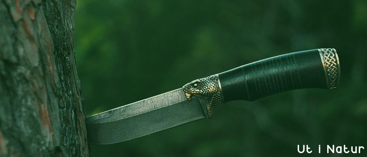 Bästa jaktkniven